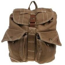 Canvas Backpack Bags & Briefcases for Men with Adjustable Strap