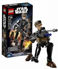 NEW SEALED LEGO (Retiring) Star Wars 75119 Sergeant Jyn Erso
