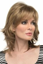 MILA SPRING 2016 COLLECTION CAPLESS MEDIUM WIG BY ENVY WIGS *YOU PICK COLOR*