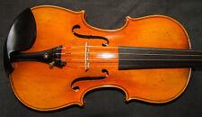 Meraviglioso CREMONESE VIOLINO Stradivari 1715 modello-chiari e puliti SONORO SUONO