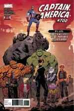 CAPTAIN AMERICA #700 REGULAR COVER OUT OF TIME MARK WAID $6 COVER PRICE