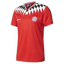 Adidas Originals Bayern Munich Retro Camiseta Fútbol 90S Fútbol Fútbol Mundial
