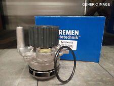 BREMEN BAWP42068 WATERPUMP FIT AUDI A4 2004 1.9 TDI Saloon 116HP Diesel