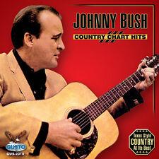 Johnny Bush - Country Chart Hits [New CD]