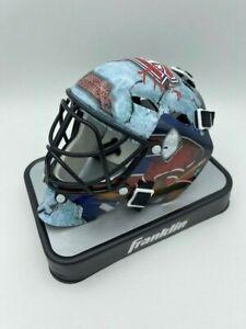 Carey Price Signed Montreal Canadians NHL Goalie Mini Helmet COA Hologram