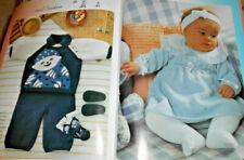 Diana von1995 Baby Stricken Strickheft Handarbeitsheft Bilderpulli um