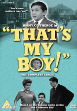 Jimmy Clitheroe THAT'S MY BOY the complete series. New sealed DVD.