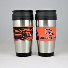 Oregon State Beavers Ncaa Officially Licensed 15oz Stainless Steel Tumbler w/ Pv