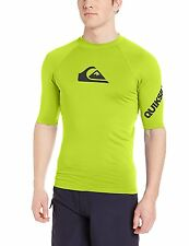 Brand New Authentic Quiksilver Rash Guard / Rashguard for Men - Medium