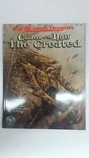 SIGNED COPY RAVENLOFT CHILDREN OF THE NIGHT THE CREATED TS411360 DUNGEON DRAGON