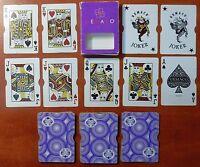 GEMACO PREMIUM CASINO 54 (2 JOKERS) PAPER PLAYING CARDS - p03!!