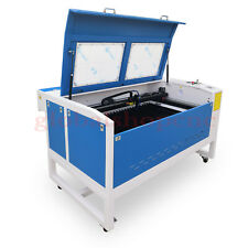 RECI 100W RUIDA Co2 Laser Cutting&Engraving Machine 1000*600mm With Mototized Z