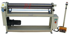 "50"" x 16 Gauge ELECTRIC POWER Slip Roll Roller Metal Fabrication FREE SHIPPING"