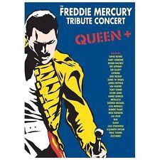 Freddie Mercury Tribute Concert Queen  3 DVD,David Bowie,George Michael, LIVE