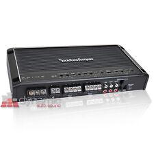 Rockford Fosgate R600X5 Car 5Ch. Class AB/D Prime Series Amplifier 600W Amp New