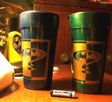 Batman Robin DC Comic OOAK Blue Prototype Proposed Hero Glass Mug Cup By Betras