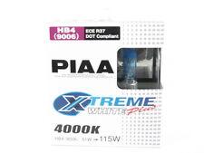 PIAA 9006/HB4 Xtreme White Halogen Headlight Bulbs Twin Pack 51w = 115w 4000K