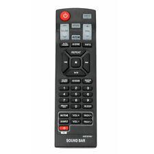 AKB73575401 Replaced Sound Bar Remote for LG Soundbar NB2520A NB2420A NB3520A