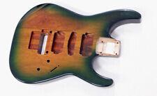 WARMOTH guitar body Soloist ( Jackson ) New, not used, small chip. DRAGON BURST