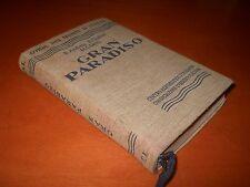 AA, VV. , guida dei monti d'Italia. GRAN PARADISO - CAI, 1939