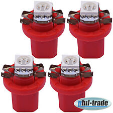 rote high Power SMD LED Tacho Beleuchtung Opel Vectra A  Astra F  Calibra rot 41