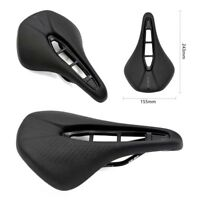 Carbon Mountain Road Bike Saddle Comfort MTB Cycling Bicycle Seat Pad Cushion