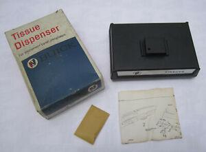 1968-1975 Buick Accessory Tissue Box. OEM #981395. NOS in the Original Box