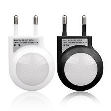 LED Veilleuse Sensor Lampe Ampoule Nuit Lumière Chambre Enfant Bébé EU plug 0.7W