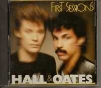 Daryl Hall & John Oates First sessions (Big Time) [CD]