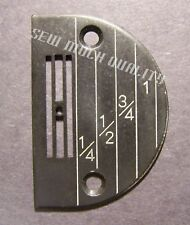 NEEDLE THROAT PLATE Juki DDL-552 DDL-555-4 DDL-8500 DDL8700-7 +