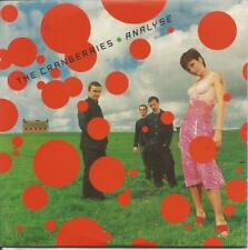 THE CRANBERRIES - ANALYSE CD SINGLE 2 TRACKS PROMO 2001