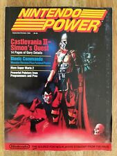 Nintendo Power Volume 2 September / October 188 Castlevania II