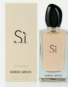 Giorgio Armani Si eau de Parfüm 100ml Neu