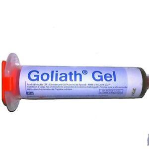 Gel goliath 35mg Tube+ Cannule (sans poussoir) EFFICACE ANTI CAFFARDS