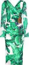 Dolce & Gabbana 'Embellished' Silk Dress **BNWOT** Size UK8-XS-IT40