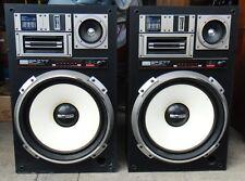 Vintage Sansui SP-Z77 speakers made in Japan