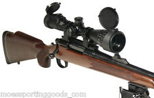 Rifle Scope 3-9X40mm 36 Color Illuminated Mil-Dot Reticle With Rings UTG Leapers