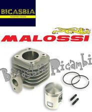 6282 - CILINDRO MALOSSI DM 47 IN ALLUMINIO APRILIA SCARABEO DITECH 50 2T