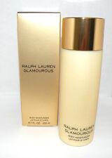 Ralph Lauren Glamourous Body Moisturizer 6.7 oz / 200 ml NEW IN BOX