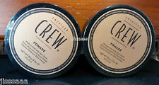 American Crew POMADE 2 x 85gram Tubs New & Genuine AmericanCrew