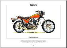 Triumph Automobile Prints and Posters