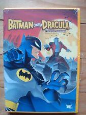 BATMAN vs DRACULA new DVD REGION 1&4 BATMAN CONTRA DRACULA animated movie mexico