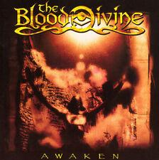 THE BLOOD DIVINE-AWAKEN-CD-gothic-doom-cradle of filth-anathema-cemetary