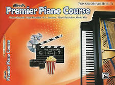 NEW Premier Piano Course Pop and Movie Hits, Bk 1A by Dennis Alexander