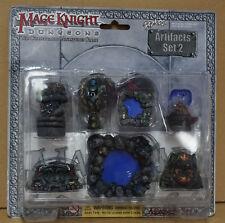 Mage Knight Artifacts Set 2 (+ bonus random mage knight booster pack)