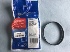 1x Unifit 0289 Vacuum Cleaner Drive Belt for Dyson Dc01 Dc04 Without Clutch Dc07