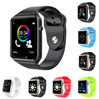 Smart Watch Bluetooth Wrist Waterproof GSM SIM Card For Android Samsung i Phone