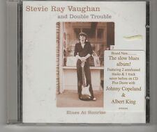 (HH227) Stevie Ray Vaughan & Double Trouble, Blues at Sunrise - 2000 CD