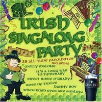 , Irish Sing-a-Long Party: 28 All Time Favourites, Very Good, Audio CD