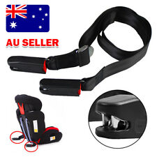 Adjustable Car Baby Kids Safe Seat Strap Isofix Latch Link Belt Anchor Holder OZ